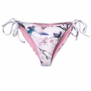 NWT WET Swimwear Vanessa Floral Bikini Bottom